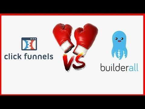 Builderall vs ClickFunnels: The best Sales funnel Software in 2019?