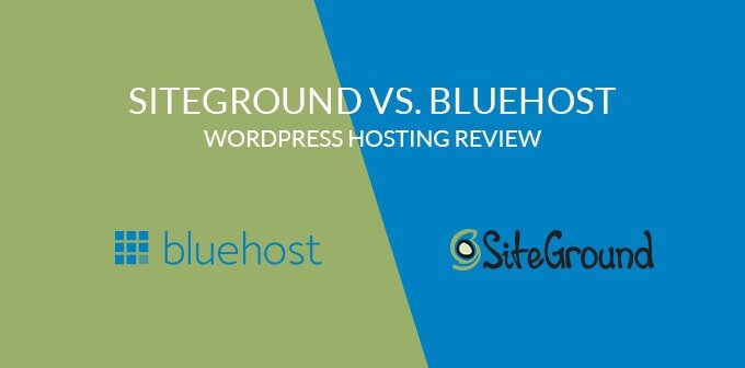 BlueHost vs SiteGround – Which Web Host Is Best For Affiliate Marketing?